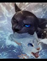Saved - Power of Three Arc by WhiteKimya