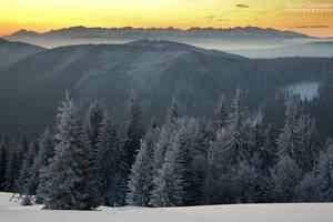 Tatras by yonashek