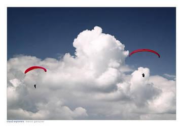 Cloud Explorers... by yonashek