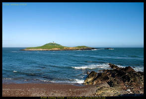 Ballycotton Lighthouse Ireland by fluffyvolkswagen