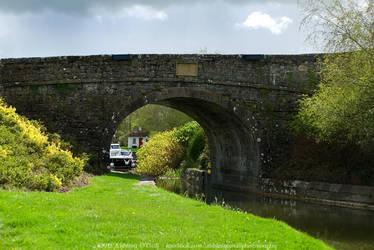 Abbeyshrule Canal Bridge, Ireland by fluffyvolkswagen