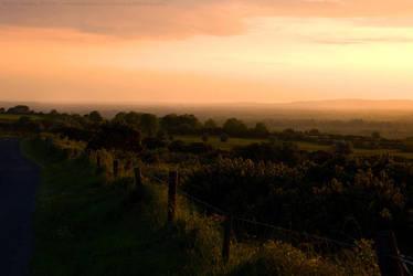 Hill of Ardagh, Longford, Ireland by fluffyvolkswagen