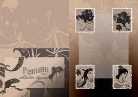 stamps by aliceinsane