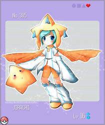 Pokemon Gijinka: Jirachi by shiloh0