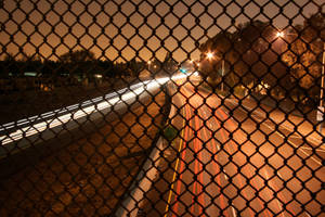 Through the wire by youngdrew