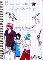 Page de garde by Khalija