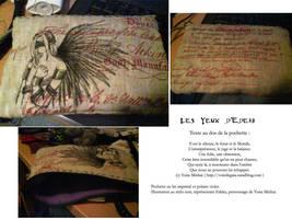 Les Yeux d'Edeka + Pochette + by Khalija