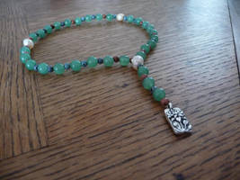 Prayer Beads - Green Tara by Khalija