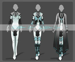 Clothing Design Set Adopt [SOLD] by JxW-SpiralofChaos
