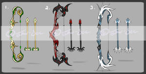 Weapon Adopt [CLOSED] by JxW-SpiralofChaos