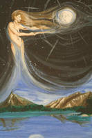 Moon Goddess by MoonWarrior3