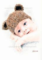 BabyBear by Jeanne-Lui