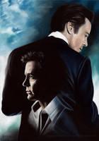 Robert Downey Jr. by Jeanne-Lui