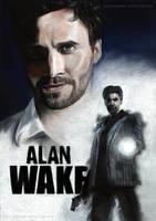Alan Wake by Jeanne-Lui