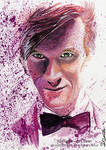 Doctor Who - Eleventh Doctor | Art Card by Jeanne-Lui