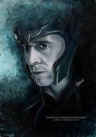 Loki by Jeanne-Lui
