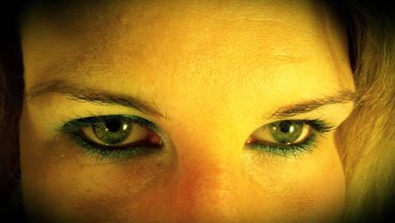 Look me in the eyes ... by polarwoelfin1984