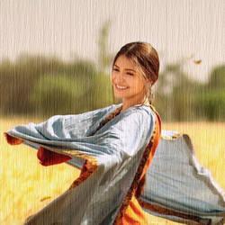 Anushka Sharma by Victoria02M