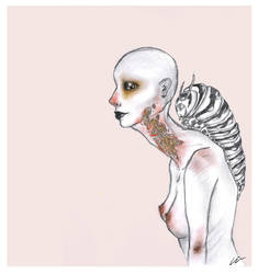 Symbiosis... by Kathersis