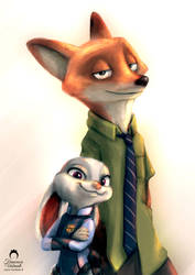 Zootopia by nime080