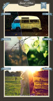 Special Photoshop Actions I by baturaN
