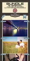 Special Photoshop Action Bundle II by baturaN