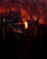 Zombies by Grosnez