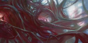 Alien Jungle by Grosnez
