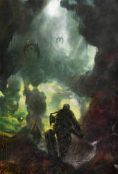 Colony - explorer - final step by Grosnez