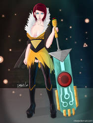 Transistor : Red by interjectionyeah
