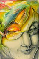 The Artist's Mind by skcolb