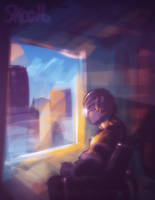 One Man's Dream by skcolb