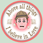 Christian: Above all things by JaffaCakeLover