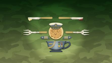 Captain Crumpet by JaffaCakeLover