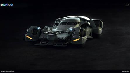 Batmobile by ade2004wally