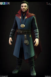 Doctor Strange by ade2004wally