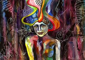 little quietness by Sasha-Drug