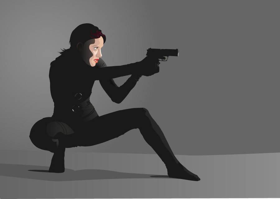 Secret Agent by hermanmunster