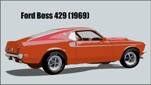 Ford Boss 429 by hermanmunster