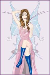 Fairy by hermanmunster
