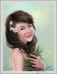daisy by Socnau