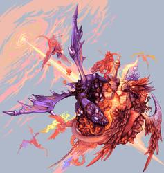 Dragonwar by Socnau