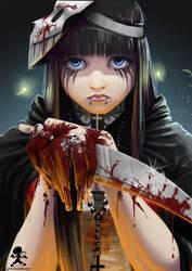 The Reaper aka The Shinigami by SourAcid