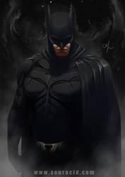 Batman by SourAcid