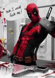 Deadpool by SourAcid