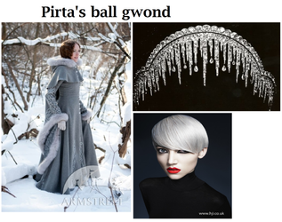 Pirta's ball dress by mad-stone95