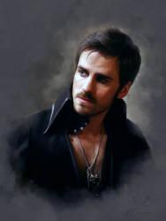 Killian Jones   Captain Hook Once Upon Time by Phoenixa86