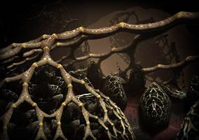 Dangerous Nests by FractKali