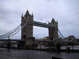 The Tower Bridge by phoenixreal