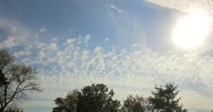 Autumn Sky 1 by phoenixreal